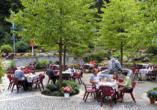 Michel Hotel Karoli Waldkirchen Bayerischer Wald, Terrasse