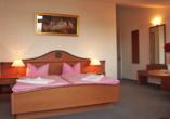 Hotel Koos, Putbus, Rügen, Zimmer
