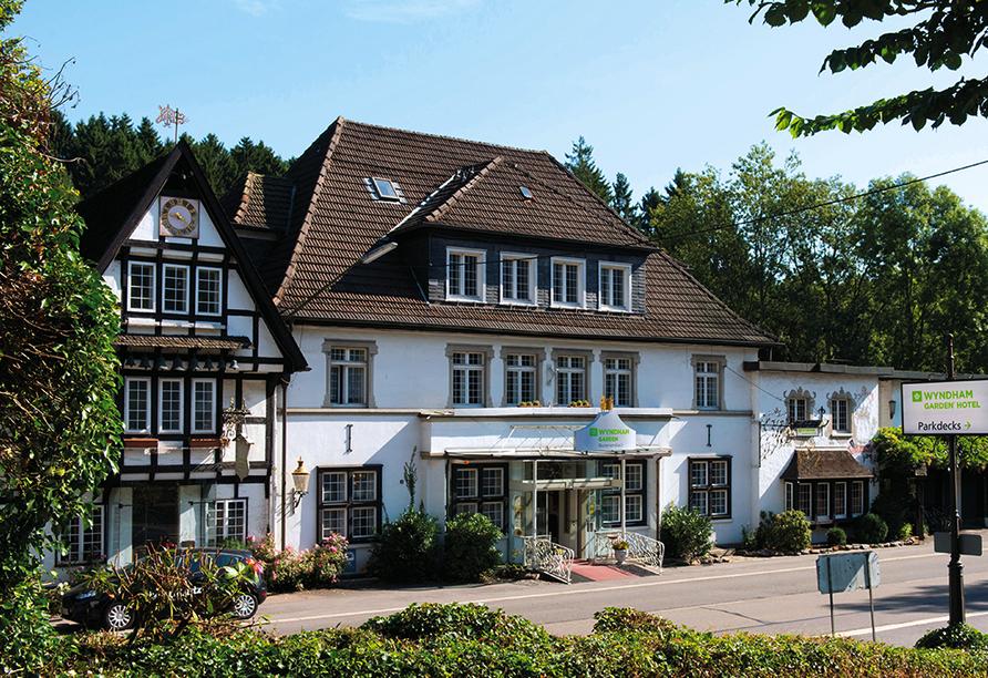 Wyndham Garden Gummersbach, Willkommen