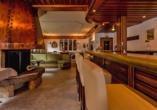 Hotel Kristall-Saphir in Saas-Almagell, Bar