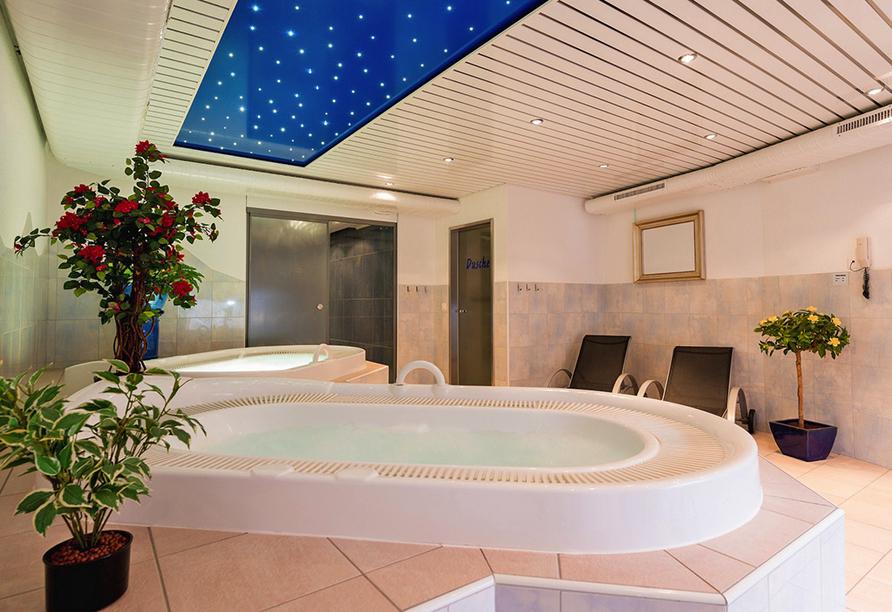 Hotel Kristall-Saphir in Saas-Almagell, Wellness