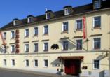 Hotel Schwarzer Bär in Zittau, Außenansicht