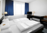 Hotel Danner in Rheinfelden, Zimmerbeispiel