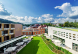 Hotel König Albert in Bad Elster, Außenansicht
