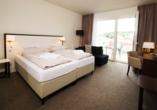 Hotel König Albert in Bad Elster, Zimmerbeispiel
