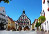 Hotel Diem in Krumbach in Mittelschwaben, Ausflugsziel Krumbach