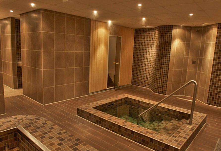 Resort Bad Boekelo Niederlande, Wellnessbereich