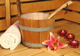 Resort Bad Boekelo Niederlande, Sauna
