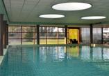 Resort Bad Boekelo Niederlande, Hotelschwimmbad