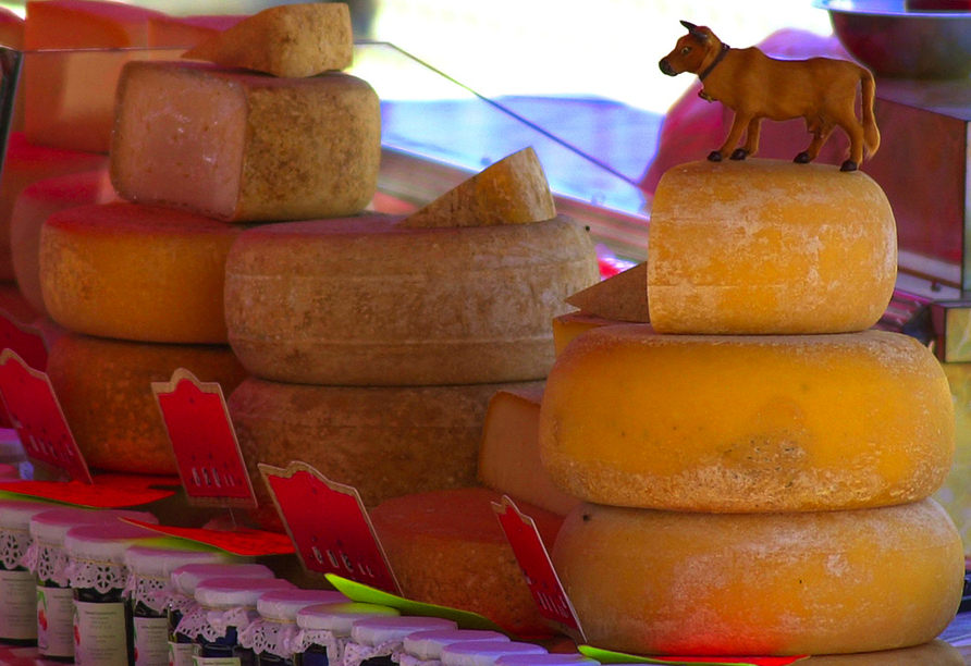 Resort Bad Boekelo Niederlande, Holländischer Käse