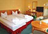 The Royal Inn Park Hotel Fasanerie, Beispiel Doppelzimmer
