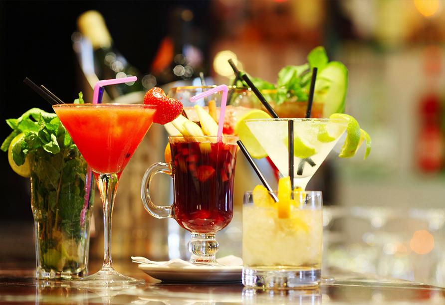 The Royal Inn Park Hotel Fasanerie, Bar Cocktails