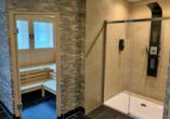 The Royal Inn Park Hotel Fasanerie, Sauna