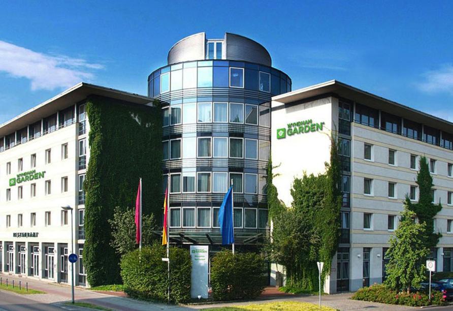 Wyndham Garden Hennigsdorf Berlin in Henningsdorf bei Berlin, Außenansicht
