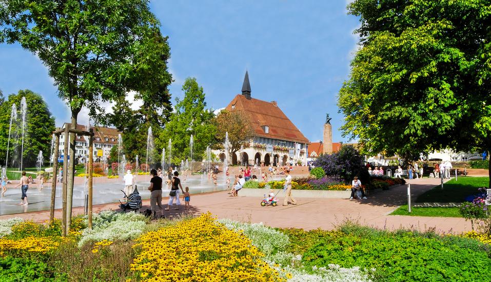 Landgasthof Hirsch in Lossburg, Freudenstadt