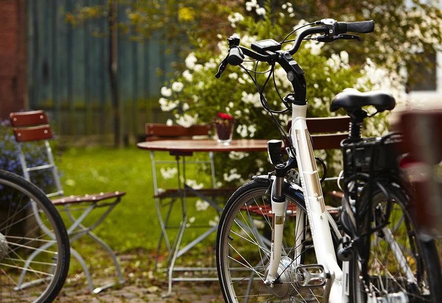 Landgasthof Hirsch in Lossburg, Radtour