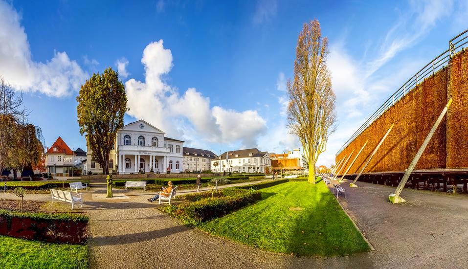 Hotel Arminius in Bad Salzuflen, Bad Salzuflen Panorama