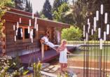Hotel Arminius in Bad Salzulfen im Teutoburger Wald, VitaSol-Therme