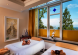 Hotel Hanseatic Rügen & Villen in Göhren, Massage