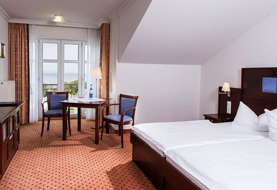 Hotel Hanseatic Rügen & Villen in Göhren, Zimmerbeispiel