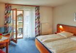 Sporthotel Sonnenhof, Sonnen, Bayerischer Wald, Zimmerbeispiel