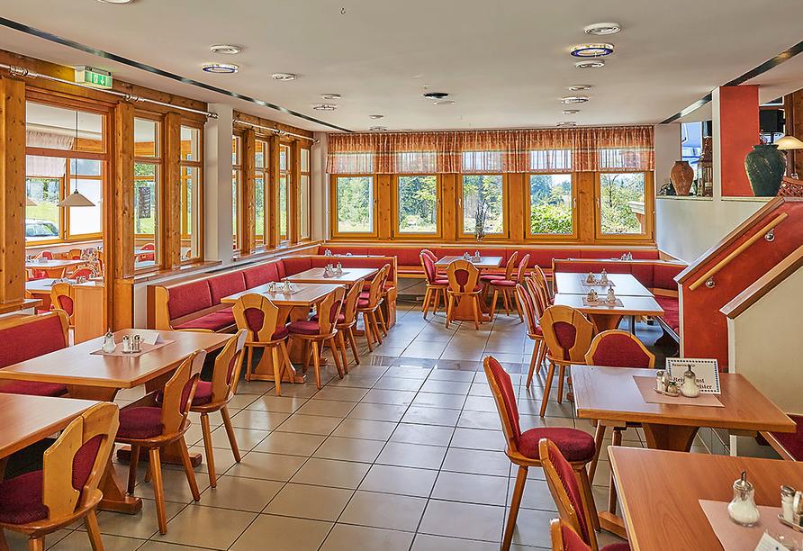 Sporthotel Sonnenhof, Sonnen, Bayerischer Wald, Restaurant