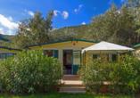 Residence Mobile Homes Oliva, Rabac, Istrien, Kroatien, Mobile Home