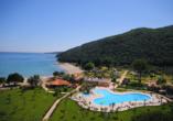 Residence Mobile Homes Oliva, Rabac, Istrien, Kroatien, Campingplatz