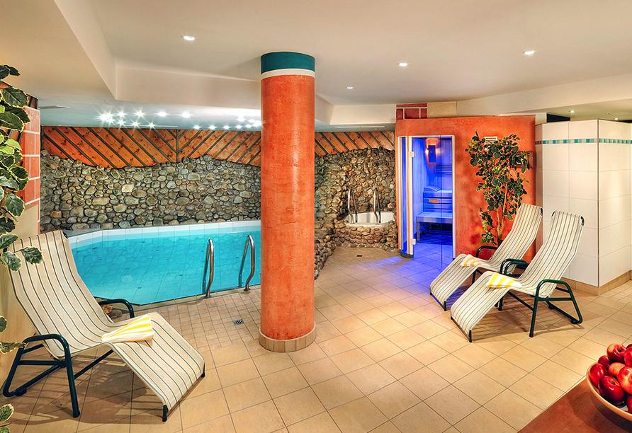 Hotel zum Hirschen in Zell am See, Wellnessbereich