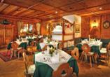Hotel zum Hirschen in Zell am See, Restaurant