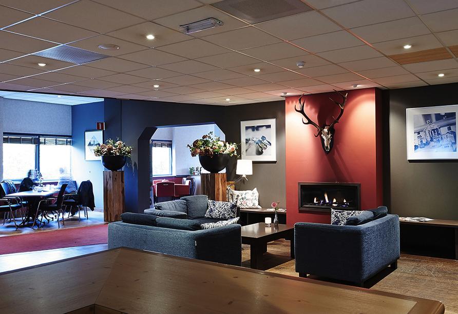 Postillion Hotel Arnhem in Arnheim, Bar