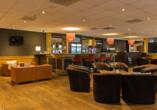 Postillion Hotel Arnhem in Arnheim, Lounge