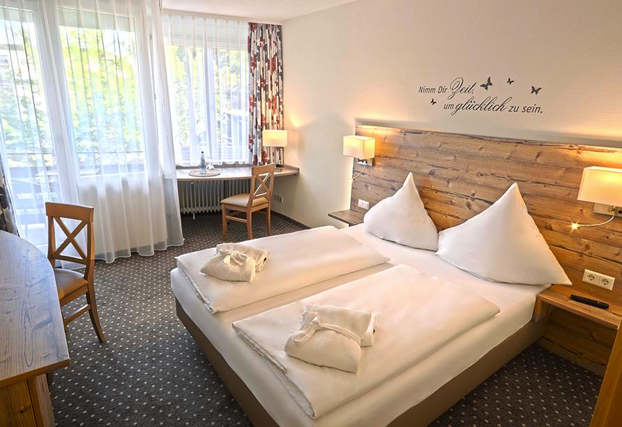 Hotel Waldachtal, Beispielzimmer