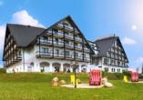 Hotel Alpina Lodge Oberwiesenthal, Außenansicht