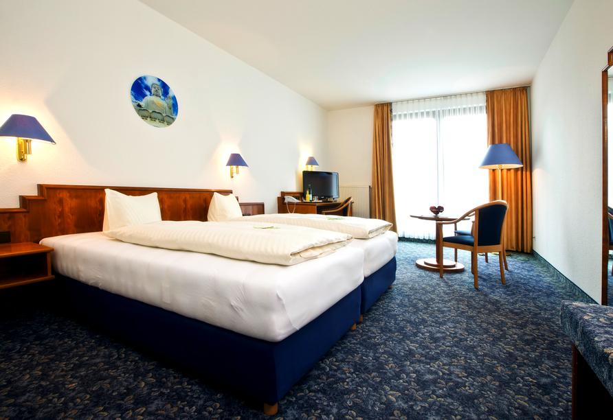 Hotel Alpina Lodge Oberwiesenthal, Zimmerbeispiel