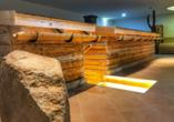 Hotel Alpina Lodge Oberwiesenthal, Wellnessbereich