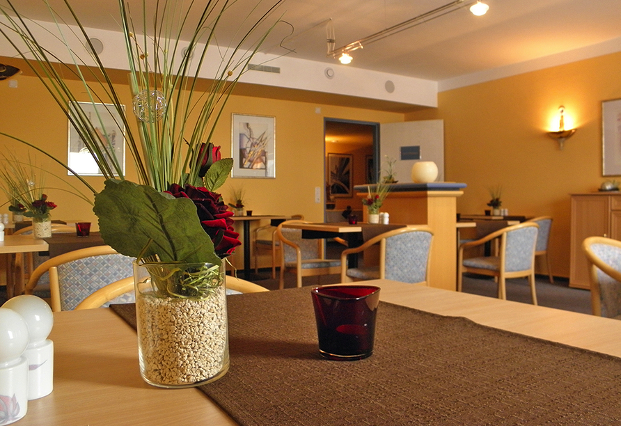 Parkhotel Schotten in Vogelsberg Hessen, Restaurant