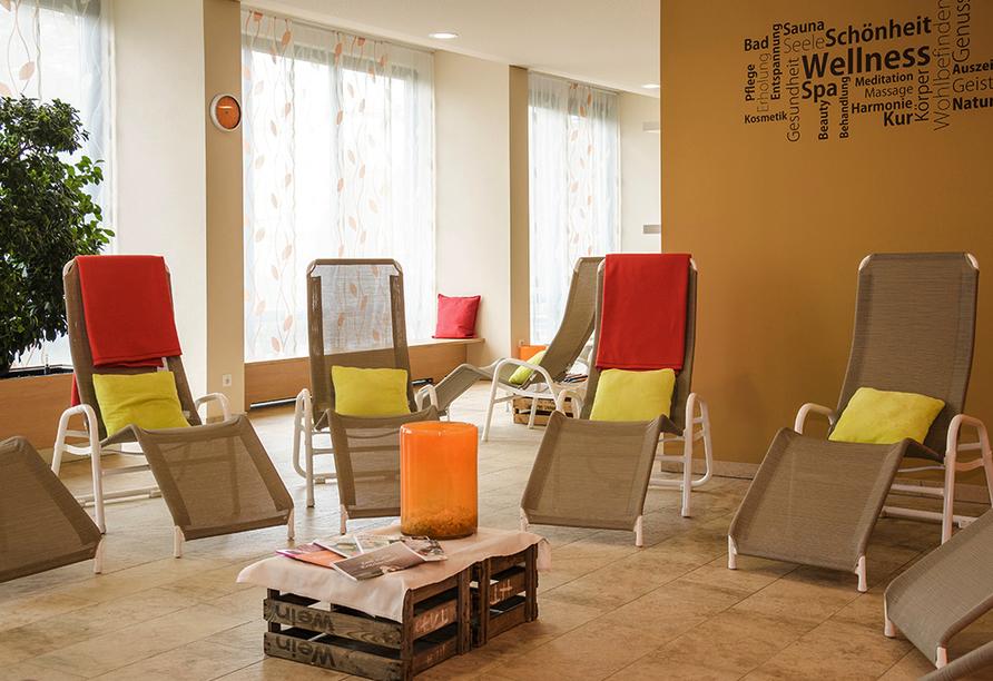 JUFA Hotel Wangen - Sport Resort Allgäu, Wellnessbereich