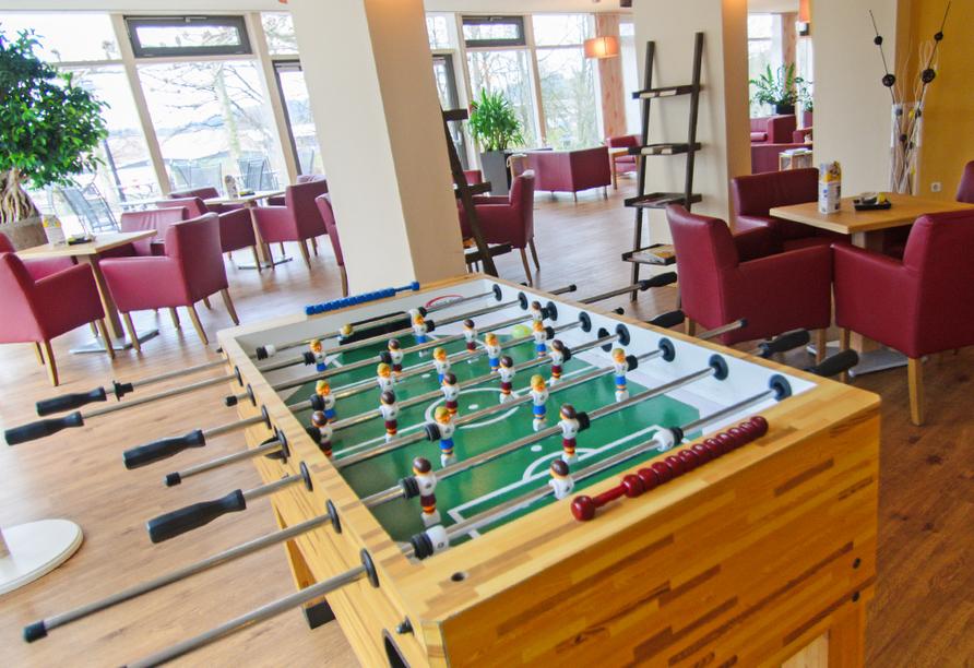 JUFA Hotel Wangen - Sport Resort Allgäu, Tischfußball