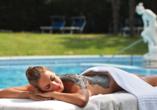 Hotel Terme Bologna in Abano Terme, Wellnessanwendungen
