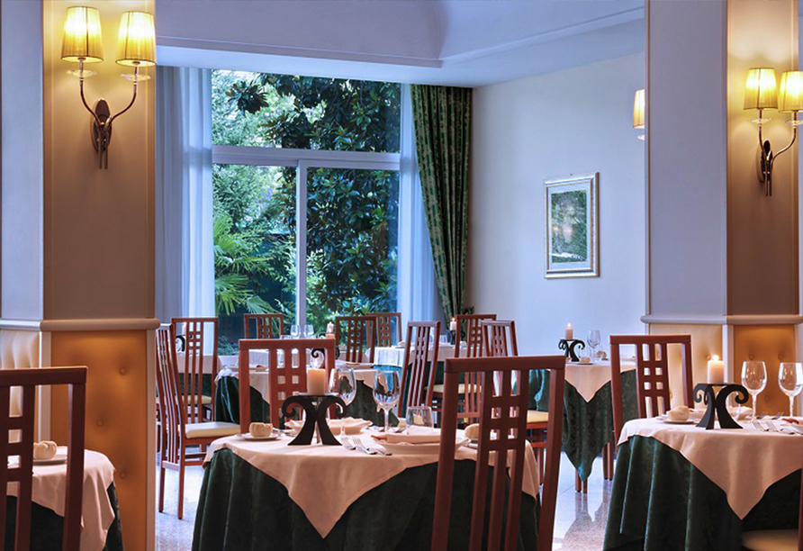 Hotel Terme Bologna in Abano Terme, Restaurant