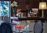 Hotel Terme Bologna in Abano Terme, Lounge-Bar