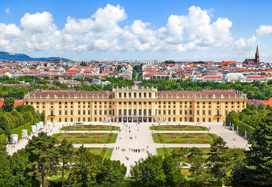 Hotel Mozart in Wien Österreich, Schönbrunn