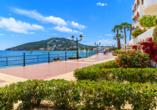 Hotel azuLine Coral Beach in Es Canar, Santa Eulália