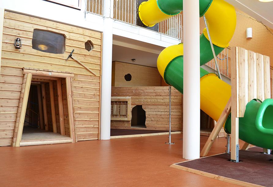 JUFA Hotel Knappenberg in Kärnten Kinderspielbereich