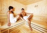 JUFA Hotel Knappenberg in Kärnten Sauna