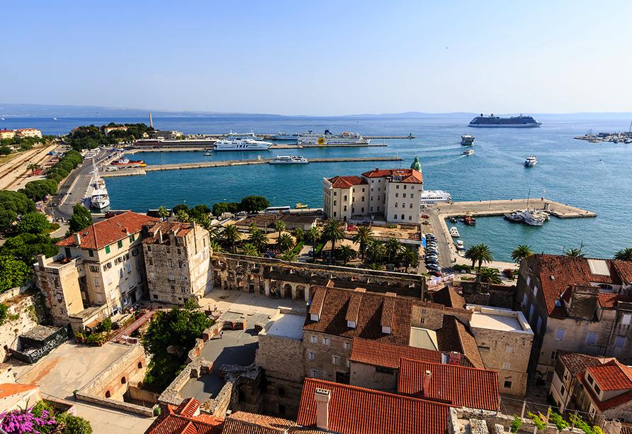 Höhepunkte Dalmatiens, Split