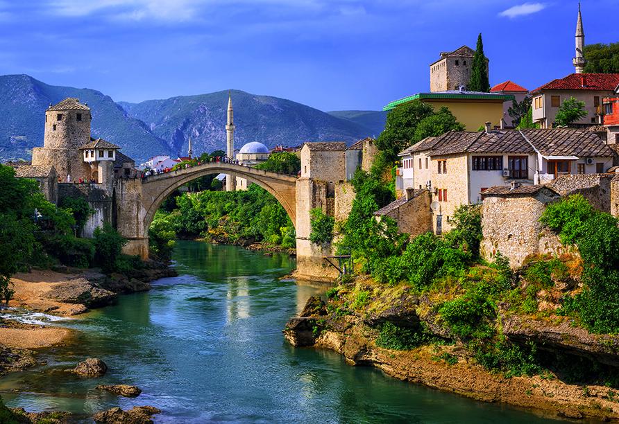 Höhepunkte Dalmatiens, Mostar
