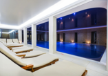 Zamek Luzec Spa & Wellness Resort, Nova Role, Tschechien, Hallenbad