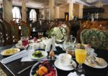 Zamek Luzec Spa & Wellness Resort, Nova Role, Tschechien, Restaurant